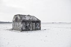 IMGP9204fx12 (hans hoeben) Tags: cold war bunker weesp holland again ww2 usa north korea german snow winter