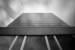 Werd (maekke) Tags: zürich longexposure urban architecture pointofview pov lee leefilters bigstopper symmetry eos6d canon tamron 2017 switzerland ch bw noiretblanc