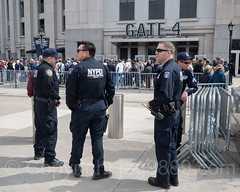 NYPD Strategic Response Group Police Officers at Yankee Stadium, The Bronx, New York City (jag9889) Tags: 2017 20170415 al allamericacity americanleague architecture ballpark barrier baseball baseballteam block bombers bronx building cop fan finest firstresponder gate4 house lawenforcement majorleaguebaseball ny nyyankees nyc nypd nyy newyankeestadium newyork newyorkcity newyorkcitypolicedepartment newyorkyankees officer outdoor people pinstripes police policedepartment policeofficer southbronx stadium supporter thebronx thebronxbombers theyanks usa unitedstates unitedstatesofamerica yankeefan yankeestadium yankeestadiumiii yankees yankeesfan jag9889