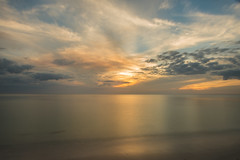 Longest Exposure Sunset (Scott Michaels) Tags: nikon d600 nikon20mm naples gulfofmexico sunset longexposure neutraldensity tiffen