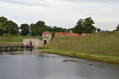 DSC_0026 (Andy961) Tags: denmark copenhagen kastellet citadel gate entrance moat fort fortification