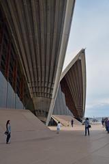Opera House, Sydney (Manoo Mistry) Tags: australia nikond5500body nikon tamron18270mmzoomlens tamron harbour sydneycove outdoor tourism tourist operahouse sydneyoperahouse modernarchitecture