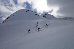 Polarpulver auf den Lofoten (Globo Alpin) Tags: lofoten norwegen skitouren winter 2017 skiflugreisen ausland