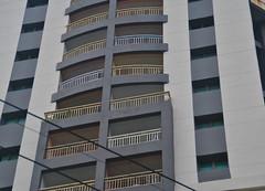 Apartemen Impian (Everyone Sinks Starco (using album)) Tags: architecture arsitektur building gedung buildingfacade