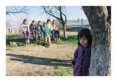 Childhood stories #3 (Florin Aioanei) Tags: childhood portrait littlegirl kidsplaying spring sunnyday romania