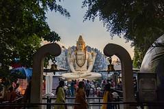 Shiva Temple Bangalore (ReDnAx1991) Tags: india bangalore shiva temple religion hinduism canon 80d canon80d