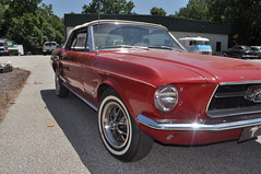 """1967 Ford Mustang Convertible • <a style=""""font-size:0.8em;"""" href=""""http://www.flickr.com/photos/85572005@N00/33593965795/"""" target=""""_blank"""">View on Flickr</a>"""