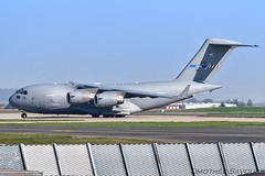 CDG | NATO Strategic Airlift Capability C-17 Globemaster III (Timothée Savouré) Tags: 080001 c17a globemaster iii nato sac strategic airlift capability paris cdg