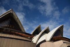 Sydney Opera House (zenseas) Tags: sydney australia operahouse jørnobergutzon bennelongpoint tile tileroof tilework explore explored