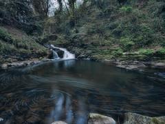 crumlin falls (marcusbentus) Tags: crumlin falls northern ireland waterfall longexposure water nd filter cascade long exposure slow shutter speed panasonic lumix gx7 olympus m918mm f4056