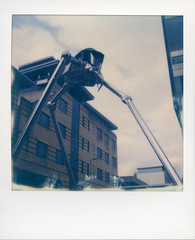 War of the Worlds (Laurence Dunford) Tags: laurence2017 polaroid working waroftheworlds