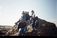 (statoingravitto) Tags: lomo lomography 35mm dianamini film filmisnotdead friends wildandfree mountains