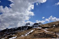 Falzarego, Averau, Dolomites (Alona Azaria) Tags: dolomites averau falzarego italy nikon nikkor d800 28300mmf3556 clouds