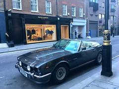 1983 Aston Martin Vantage Volonte 5.4Litre V8 Automatic (mangopulp2008) Tags: 1983 aston martin vantage volonte 54litre v8 automatic