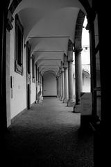 GAM - Galleria d'Arte Moderna - Palermo (dona(bluesea)) Tags: monochrome galleriadartemoderna galleryofmodernart gam palermo sicilia sicily italia italy