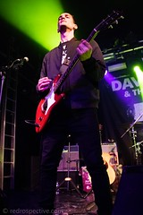 IMG_2293 (redrospective) Tags: 2017 20170316 london march2017 timhause thegarage concert concertphotography electricguitar gig green guitar guitarist instruments live man microphone music musicphotography musicians people red singer singing spotlights