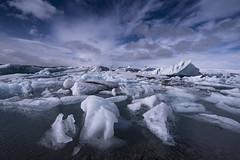 My new favourite place on Earth (Matthew Hampshire) Tags: iceland glacier icebergs jökulsárlón
