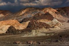cerro de 7 colores (Luis_Garriga) Tags: cerro colores cordillera costa cifuncho atacama chile desierto cielo nubes tormenta