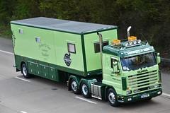 Josh Herbert Scania R143m B 16 ERB (truck_photos) Tags: