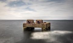 Ballast Bank, Troon, South Ayrshire, Scotland (B Ryder) Tags: ballast bank troon south ayrshire scotland clyde coast seascape clouds sea nikon d7100 sigma 1020mm wideangle