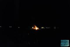 Week 16: Unexpected (bmurphy502) Tags: 2017project52 bonfire fire neighbors friends spring dark night nighttime darkness negativespace mobile