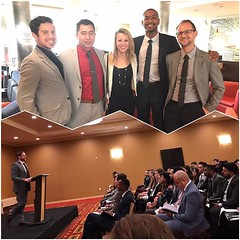 Talk about inspiration... witnessing the President of your company speak at a conference and knowing he started in an entry level position 😳💬🙌 #olninc (oln_inc) Tags: oln inc carson ca los angeles
