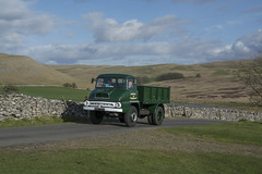 BOW 765C  1965  Ford Thames Trader  Forestry Commission  Road Run (wheelsnwings2007/Mike) Tags: bow 765c 1965 ford thames trader forestry commission road run 19th kirkby stephen brough classic commercial vehicle rally 2017 cumbria