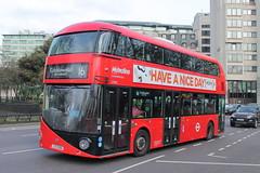 LT555 LTZ 1555 (ANDY'S UK TRANSPORT PAGE) Tags: london buses hydeparkcorner metroline