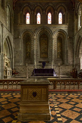 St Davids Cathedral Choir (Graham Dash) Tags: pembrokeshire stdavids stdavidscathedral cathedrals interiors