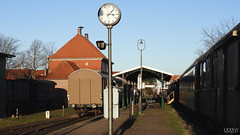 Museumsbahn Bahnsteig (LXXXVI) Tags: schönberg probstei museum museumsbahn hein