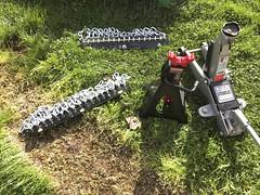 IMG_5285 (newspaper_guy Mike Orazzi) Tags: chainguard landpride 1860 brushcutter photostream johndeere johndeere4600 tractor pa diesel iphone 2017 rotarycutter