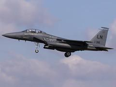 United States Air Force | McDonnell Douglas F-15E Strike Eagle | 91-0316 (FlyingAnts) Tags: united states air force mcdonnell douglas f15e strike eagle 910316 unitedstatesairforce mcdonnelldouglasf15estrikeeagle usafe raflakenheath egul