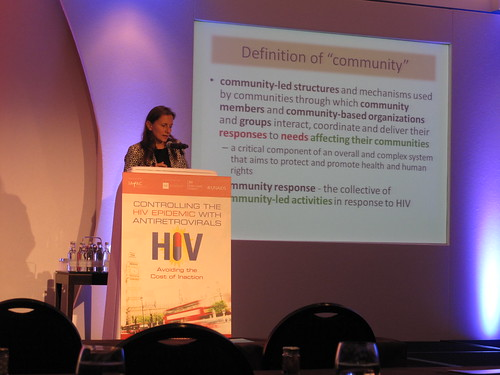 AHF joins IAPAC, UNAIDS in London Conference on Antiretrovirals