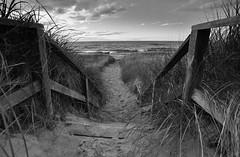 Port Austin 9-13-14 006 copy (OUTLAW PHOTO) Tags: bw sunsets beaches lakehuron scenics partlycloudy surfsup landscapephotography canonphotography outdoorphotography michiganoutdoors waterwinterwonderland portcresentstatepark outlawphoto portaustin91314