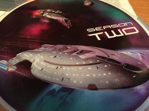Grinding thru Voyager
