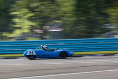 #24 DocBundy Lotus23B 5-FM SVRA WatkinsGlen2014 (rickstratman26) Tags: sports car race vintage lotus grand racing glen prix 24 doc watkins bundy gp 23b svra