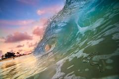 Sandys art 1 wm (MICHAEL A SANTOS) Tags: ocean hawaii waves oahu reef eastside sandys whitewash fisheyelens gaschambers michaelasantos canon5dmarkiii liquideyewaterhousing rokinon14mmfisheye saintsphotography toesphotos