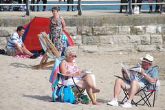 Swanage Seafront (Jainbow) Tags: beach sandy dorset seafront swanage jainbow
