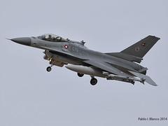 F-16 TLP 2014-5 (pabloi) Tags: air f16 viper base nato albacete tlp aerea otan fuerza danesa 20145 e070