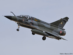 MIRAGE 2000 TLP 2014-5 (pabloi) Tags: french 2000 force air mirage base albacete tlp 20145 353125am