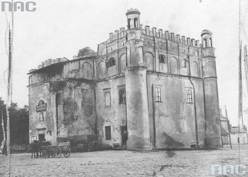 Ratusz Miejski, okres międzywojenny (NAC)