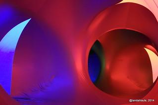 Luminarium. Arquitectura del Aire