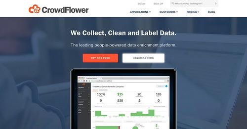 CrowdflowerHomepage