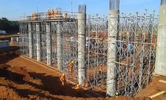 Viaduto da Cezário José de Castilho (SP-321) • Construtora Sanches Tripolini • Setembro 2014