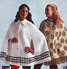 Wards 72 ss two capess (jsbuttons) Tags: clothing buttons womens catalog montgomery 1972 seventies 72 wards vintagefashion