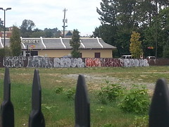 20140919_123159 (bagtanger) Tags: seattle graffiti fecal revue dap prove nbd