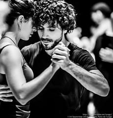 Karim and ???, Patio de Tango, Sept 2014