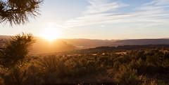 Sunset Over Sagebrush, Featuring Columbia River, Babcock Bench and West Bar (Mantis of Destiny) Tags: sunset quincy washington desert columbiariver gorge columbiagorge basalt westbar babcockbench garretveley glaciallakemissoulafloods glaciallakecolumbiafloods