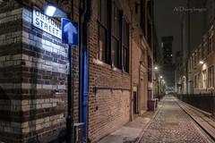 Hidden Liverpool (alundisleyimages@gmail.com) Tags: city longexposure architecture night liverpool buildings nightlights shadows backstreet citycenter merseyside nikond7100