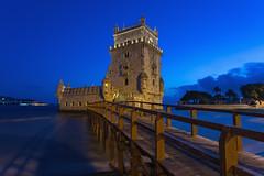 Night in Belem (zbdh12) Tags: street travel color portugal architecture canon eos europa europe euro lisboa lisbon espana fullframe 6d